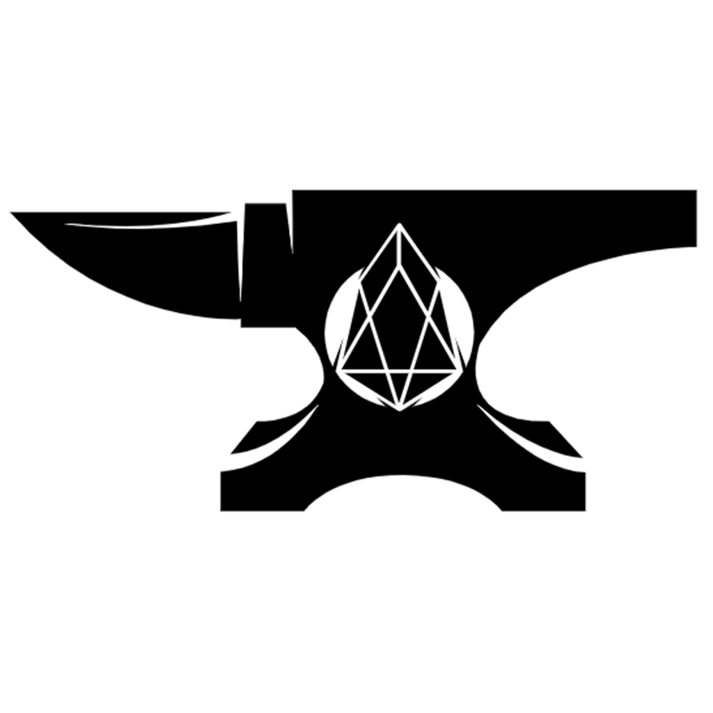 EOS BLOCKSMITH Logo